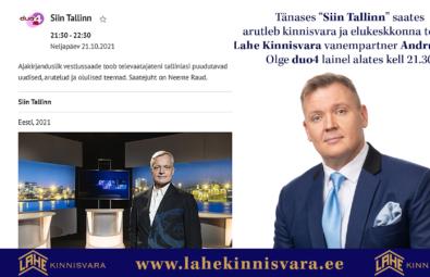 Siin Tallinn Andrus Viks Lahe Kinnisvara Duo 4 Neeme Raud
