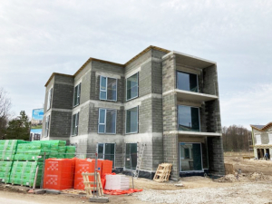 uus korter Tallinnas mere ääres - ehituskäik