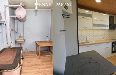 Korteri-flippimine-enne-ja-parast-köök-korteris