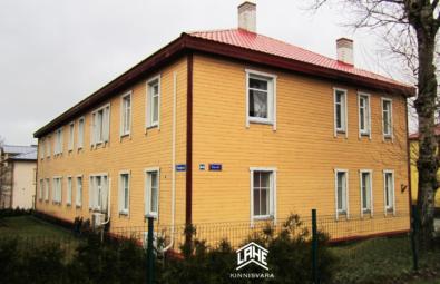Leping Riigi Kinnisvara kinnisvara-müügiks Lahe Kinnisvara Tondil-asuv