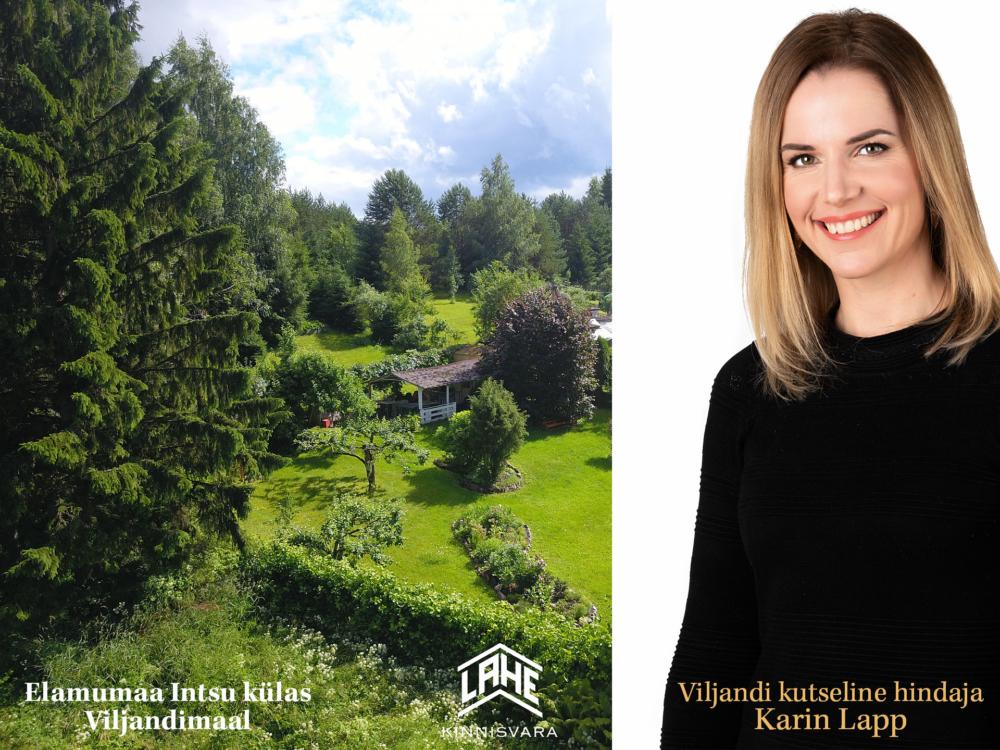 Maa-Viljandis-Allika-Intsu-kylas-kutseline-hindaja-Karin-Lapp