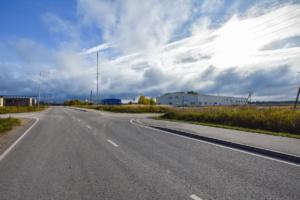 Industrial park Mäeltküla