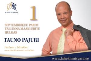 Parimad maaklerid SEPTEMBER-Tauno-Pajuri-kuu-parim-2020-TLN-maaklerite-hulgas