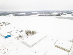 Talvine-pilt Mäeltküla tööstuspark