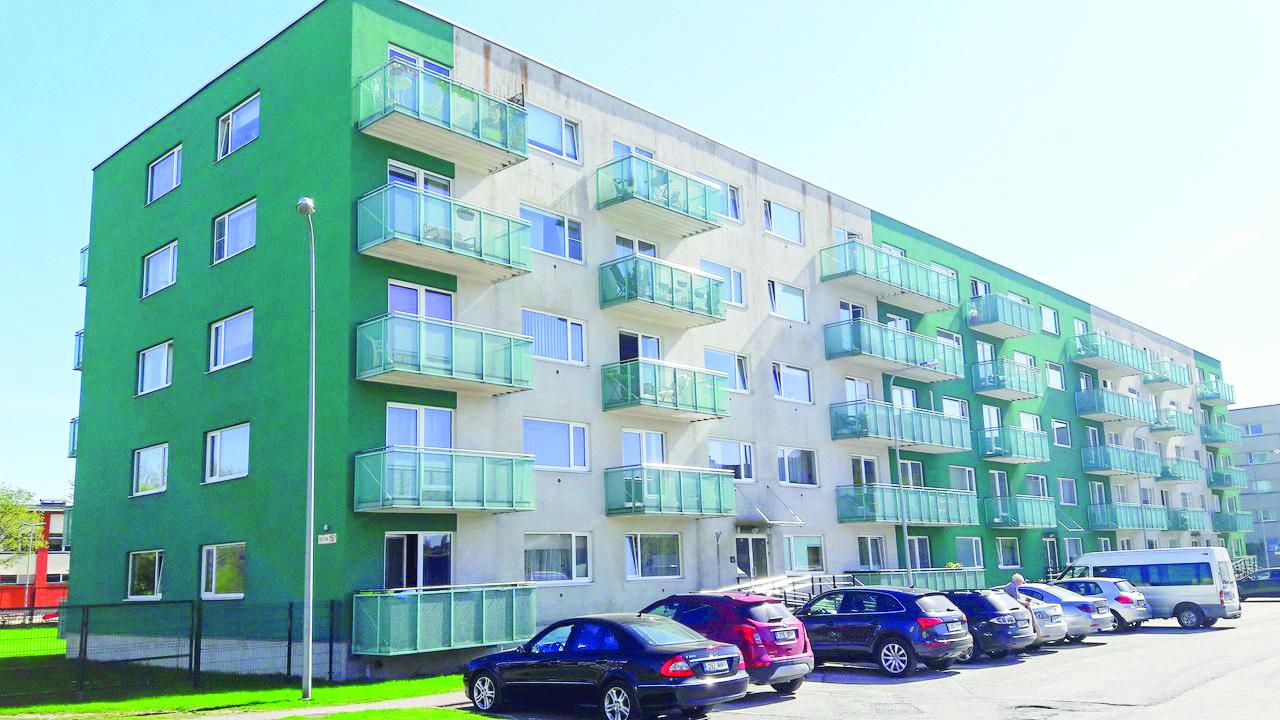 korter Pärnus ranna lähedal Lahe Kinnisvarast